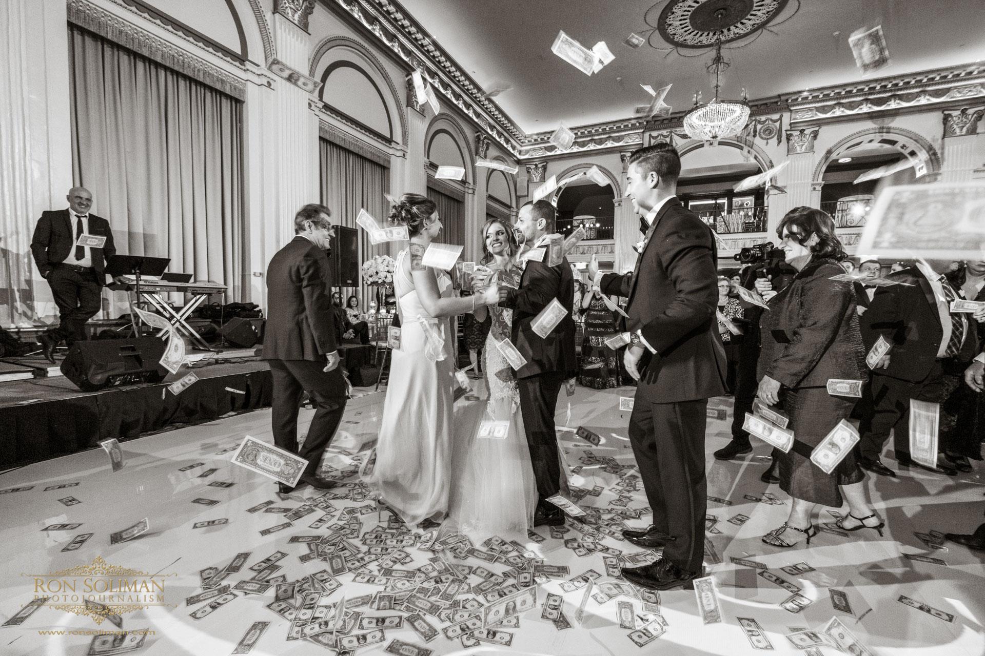 BALLROOM AT THE BEN WEDDING AG 33