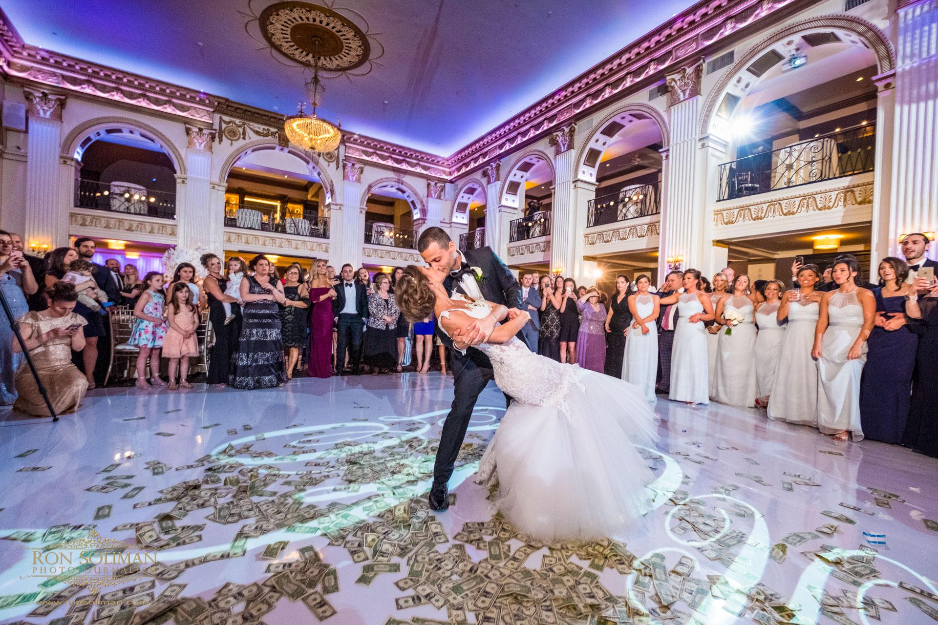 BALLROOM AT THE BEN WEDDING AG 34