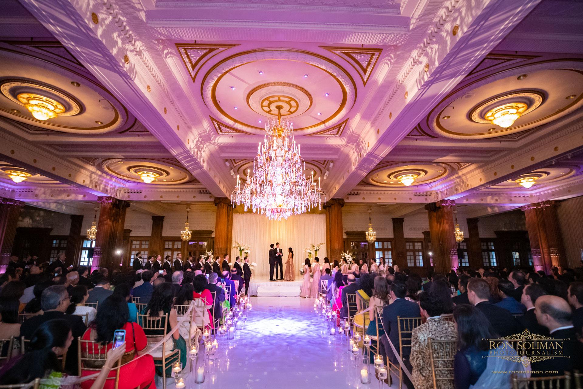 CRYSTAL TEA ROOM WEDDING MK 24
