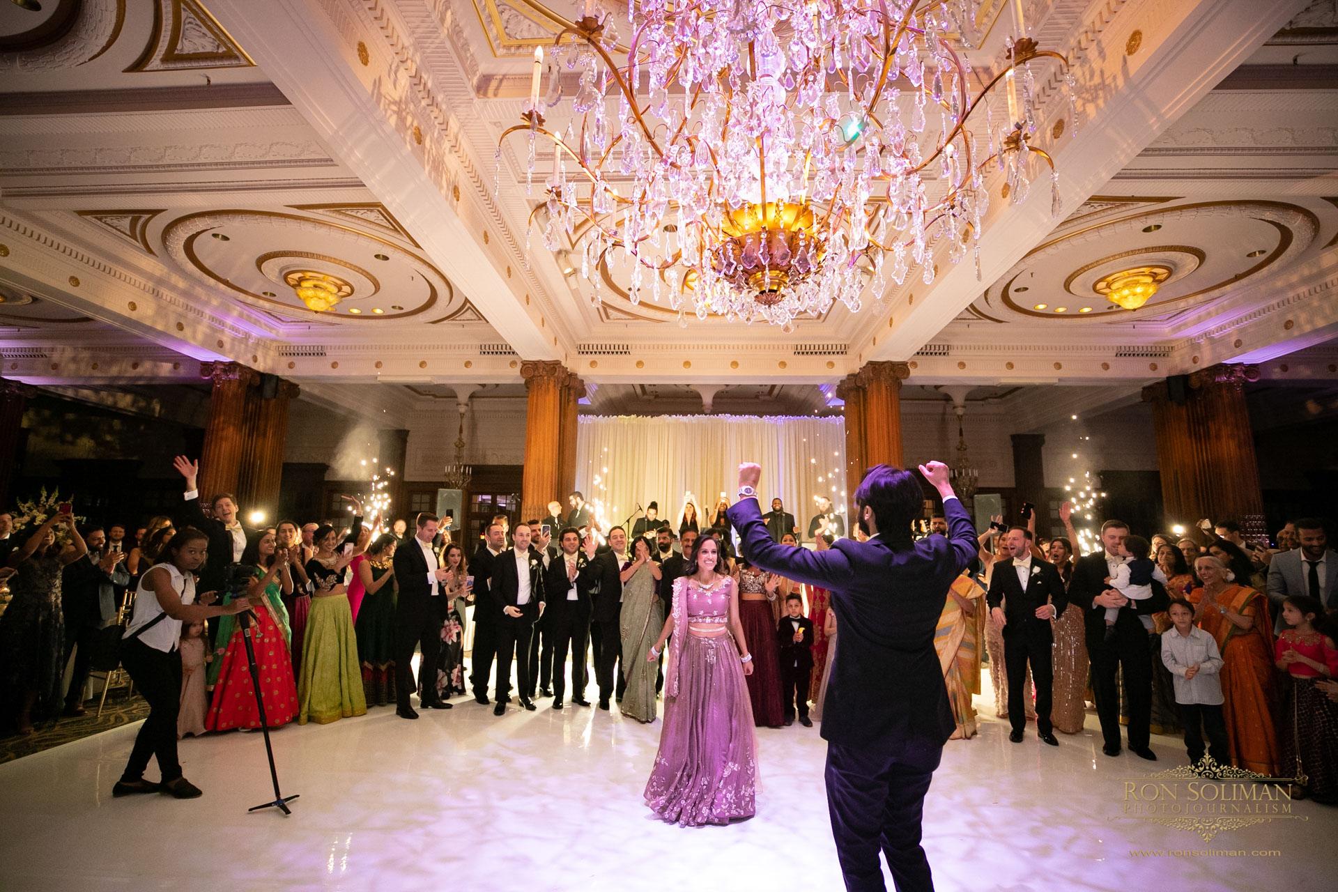 CRYSTAL TEA ROOM WEDDING MK 32