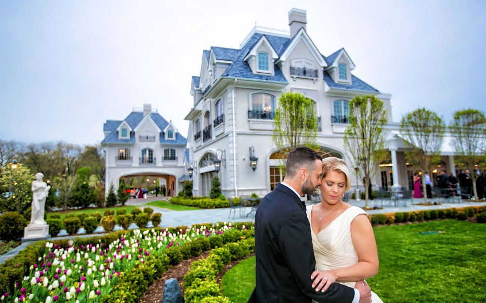 The Park Chateau Estate and Gardens Wedding