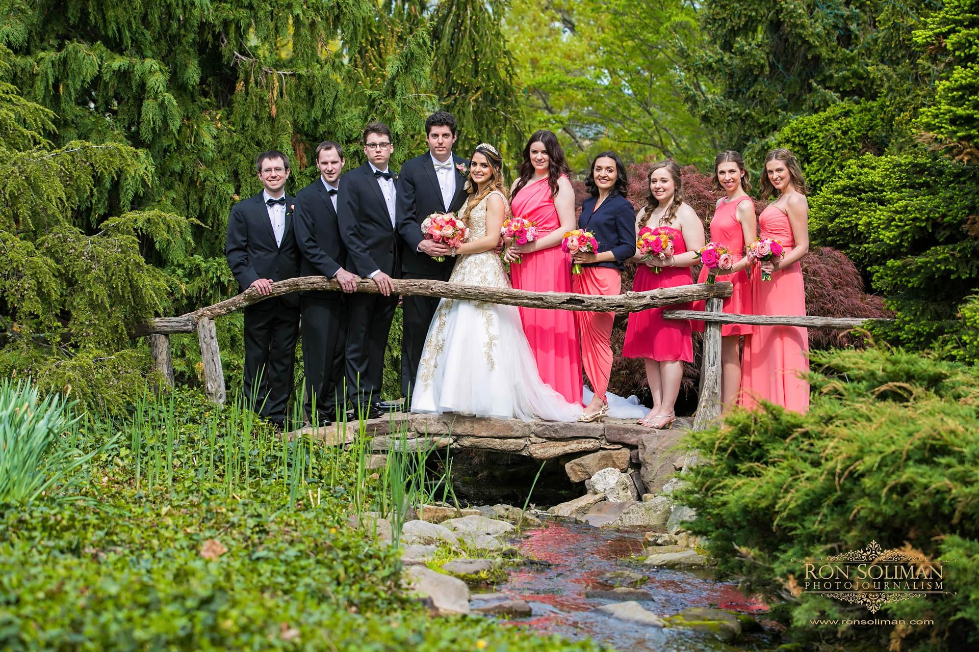 Peddler's Village Wedding 10