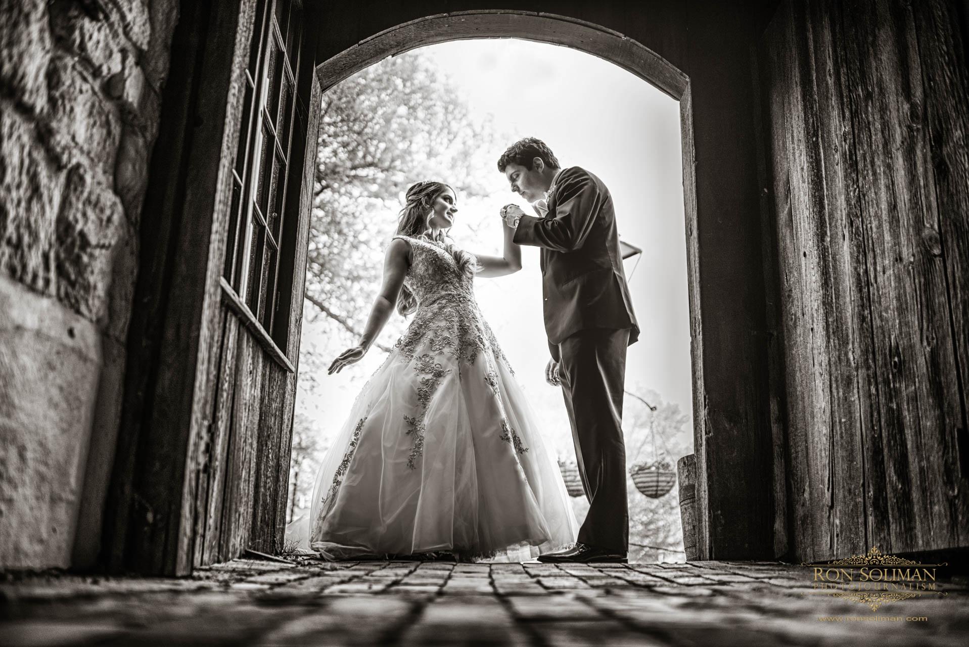 Peddler's Village Wedding 12