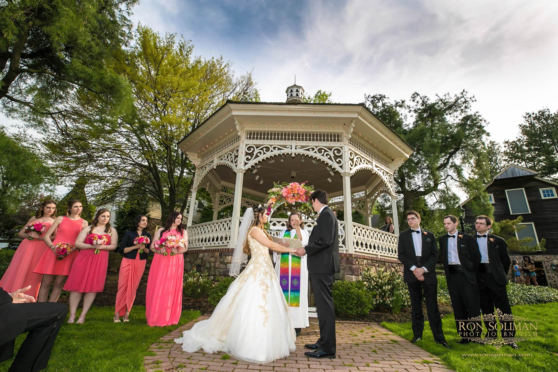 Peddler's Village Wedding 14