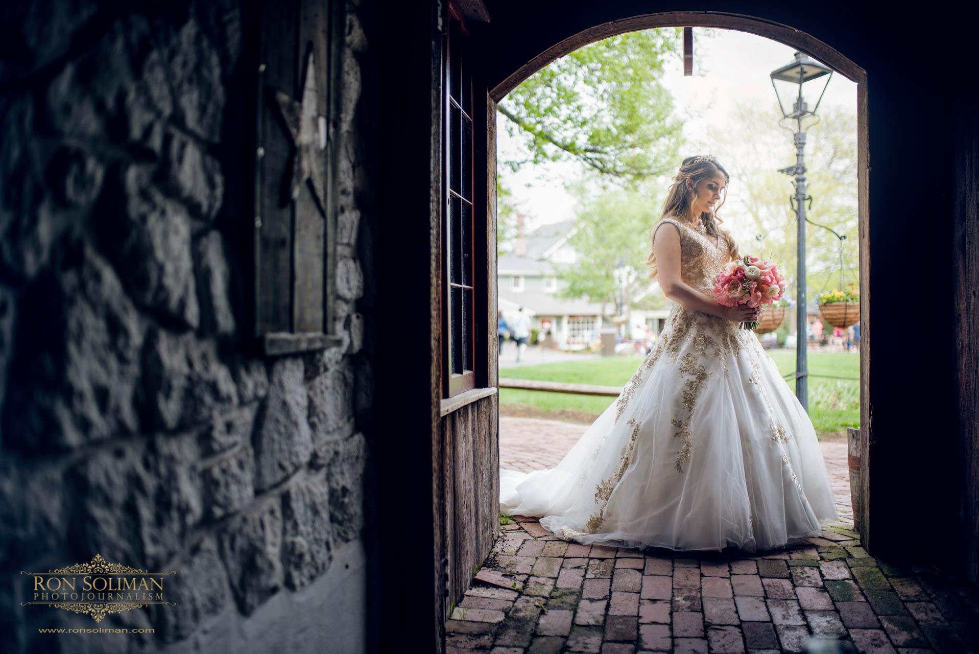 Peddler's Village Wedding 16