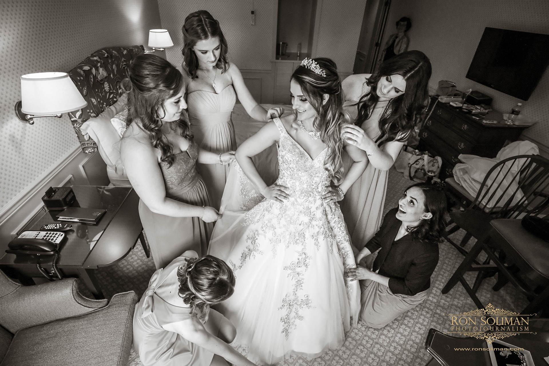 Peddler's Village Wedding 5