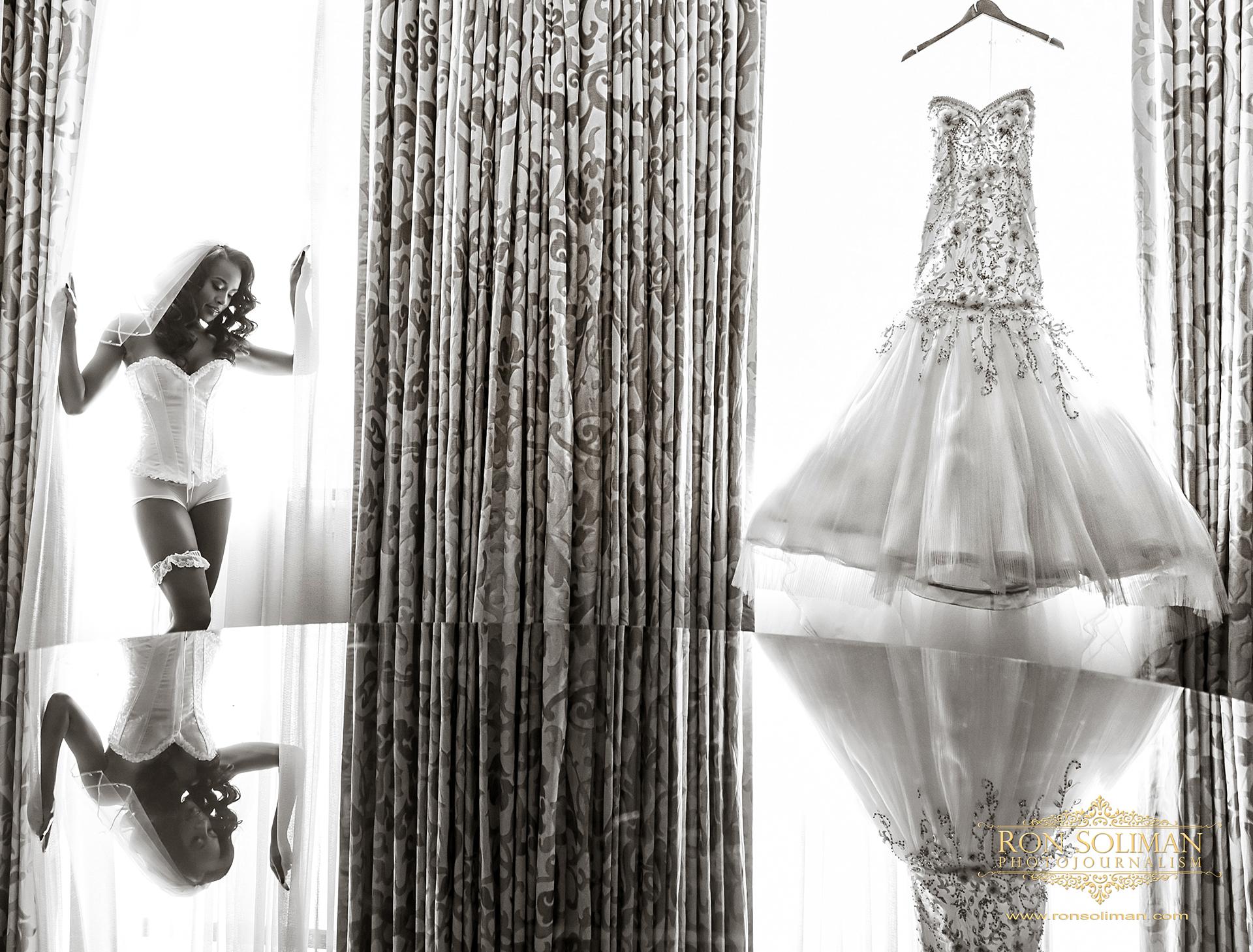 The Ritz-Carlton Philadelphia Wedding | Amber-Joi + Tommy
