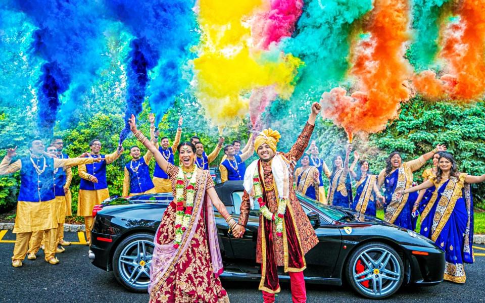 Best Wedding photos at Sheraton Parsippany Hotel