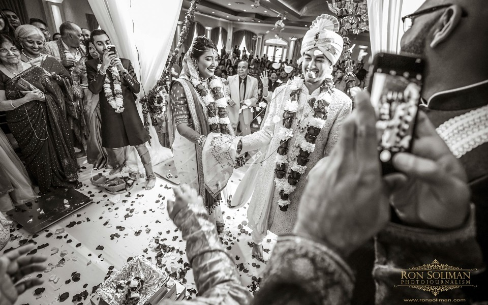 Best Marigold New Jersey Wedding
