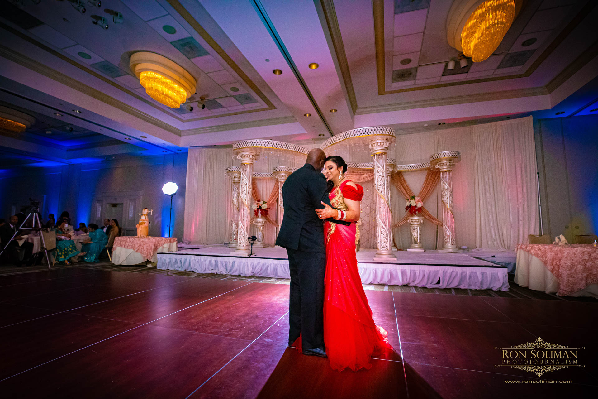 Gaithersburg Marriott - Washingtonian Center Wedding 21