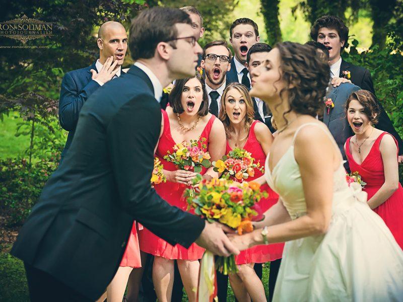 Pratt Gardens Wedding | New Jersey