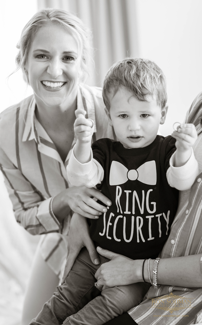 cutest ring bearer photo
