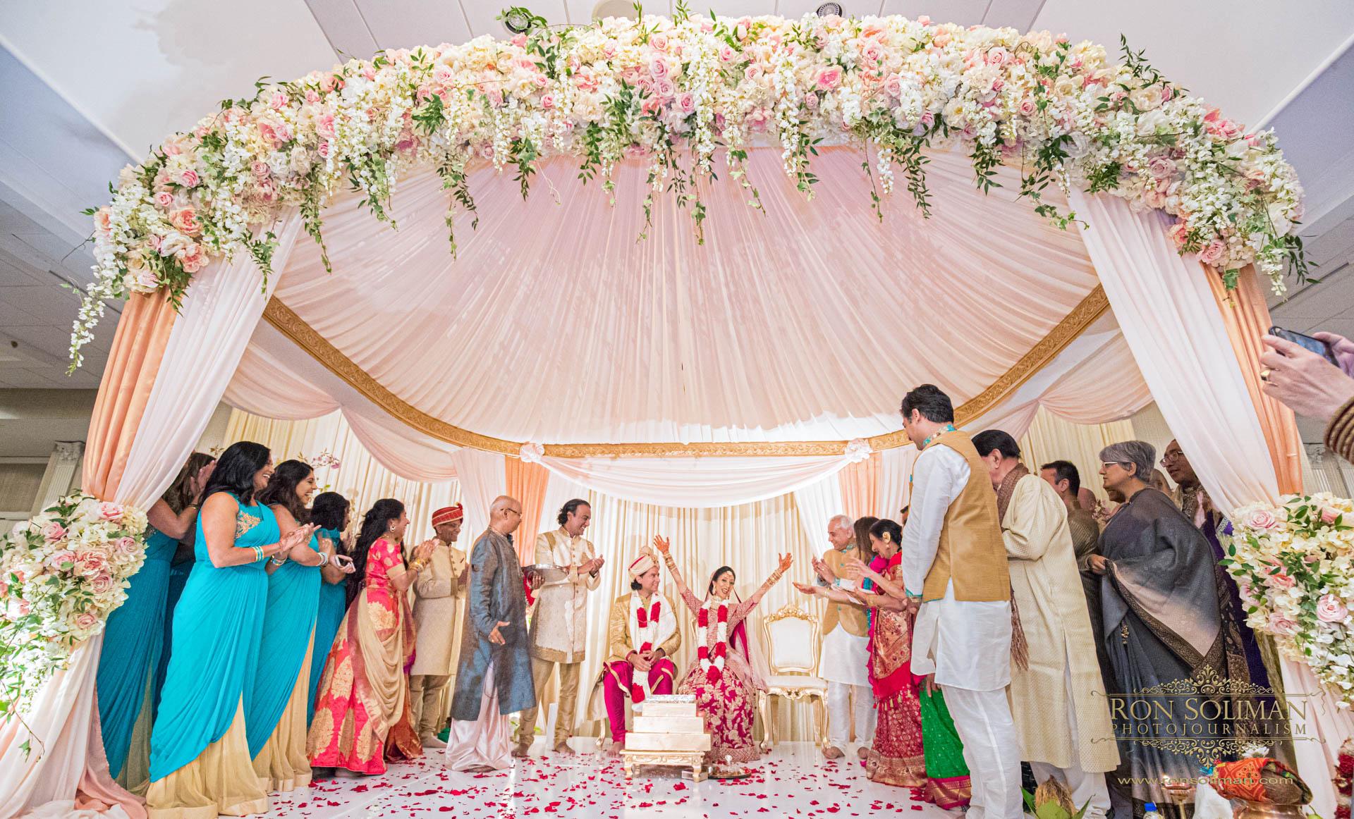 SHERATON MAHWAH INDIAN WEDDING 12