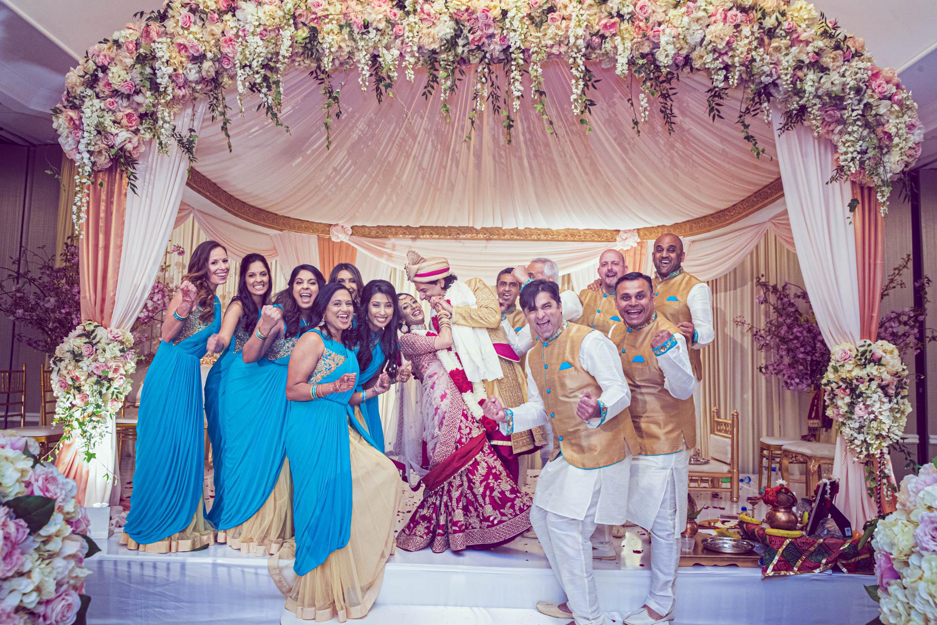 SHERATON MAHWAH INDIAN WEDDING 16