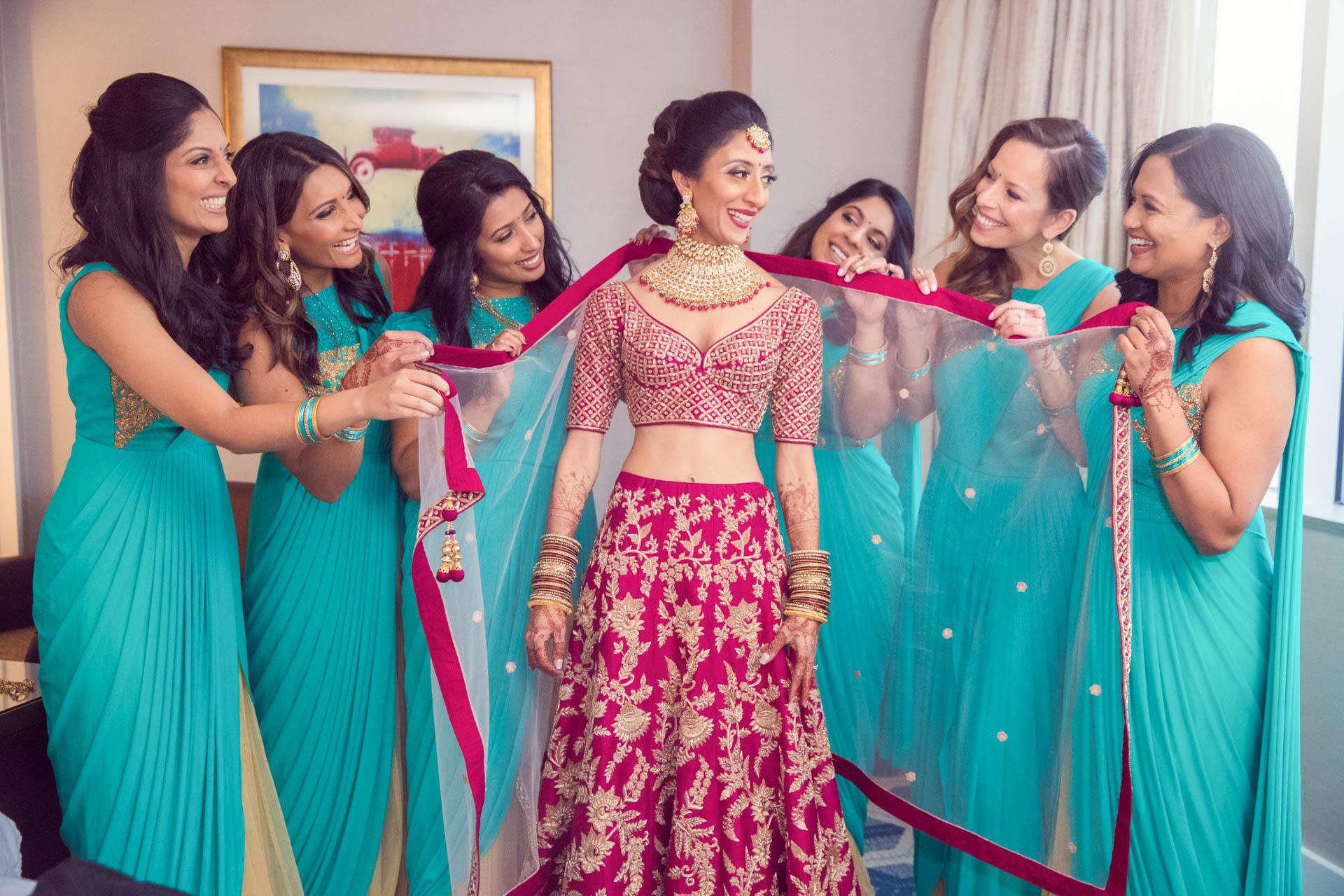 SHERATON MAHWAH INDIAN WEDDING 4