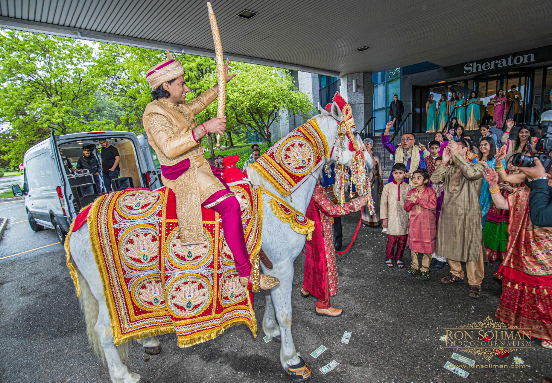 SHERATON MAHWAH INDIAN WEDDING 8