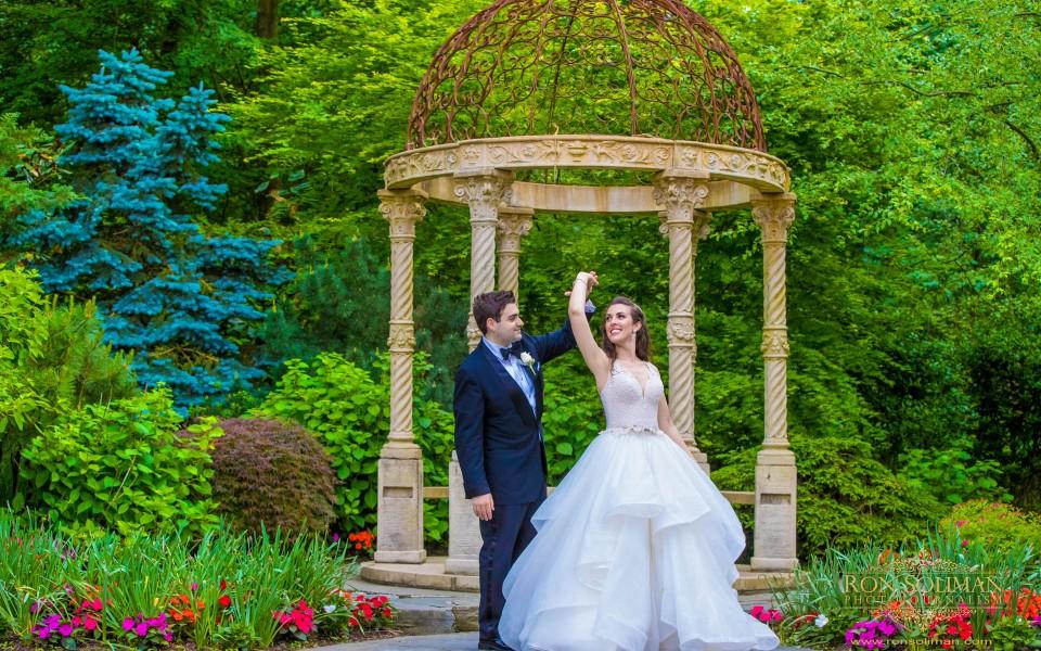 Crystal Plaza wedding