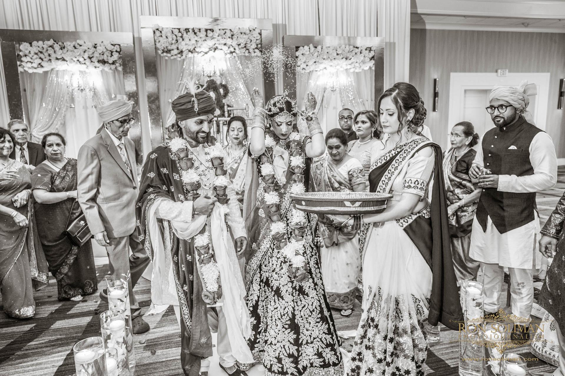 Hanover Marriott Indian Wedding photos