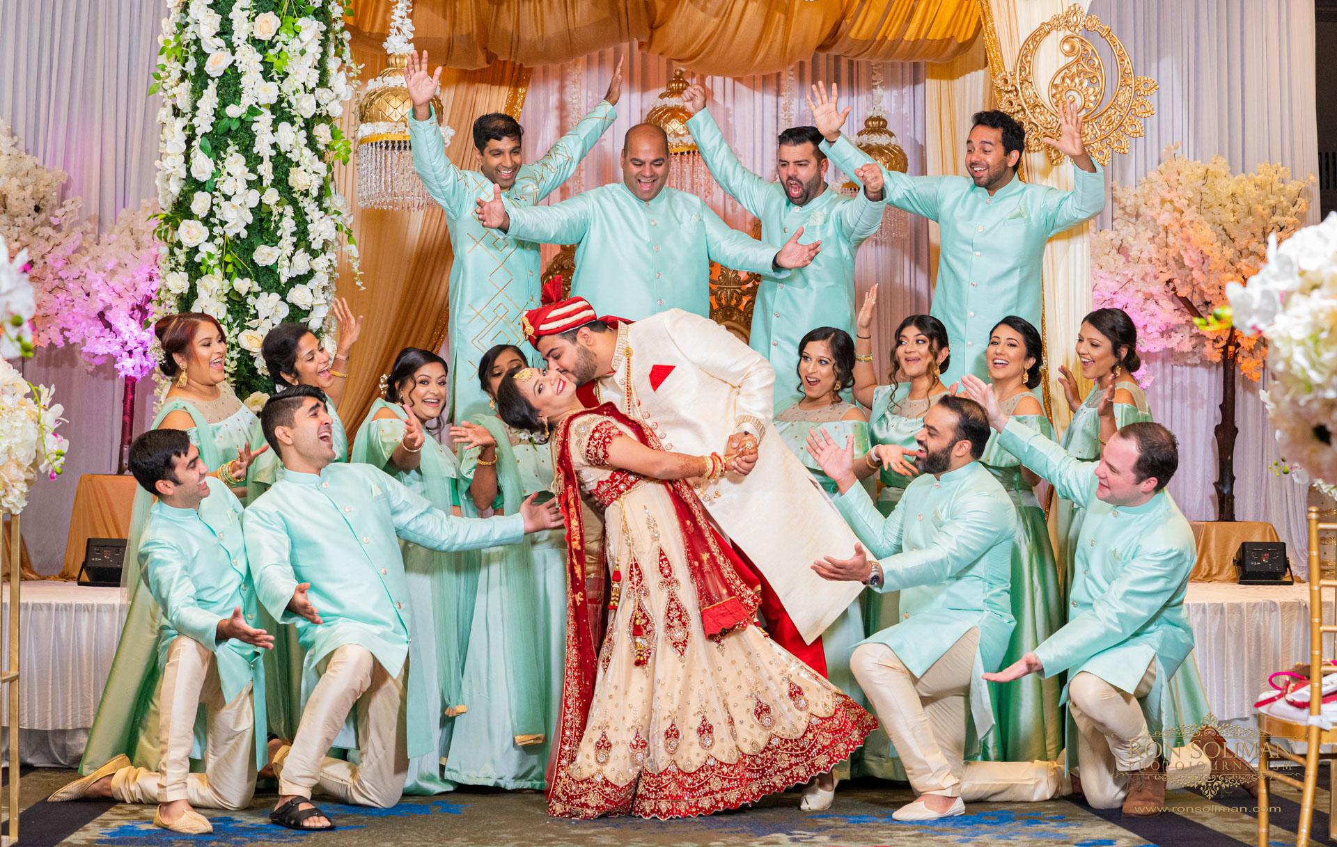 HILTON PARSIPANNY INDIAN WEDDING 10