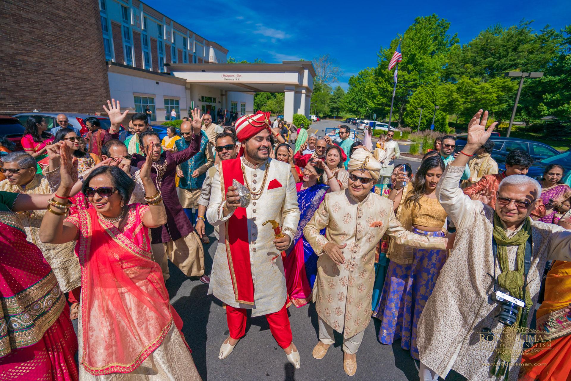 HILTON PARSIPANNY INDIAN WEDDING 18