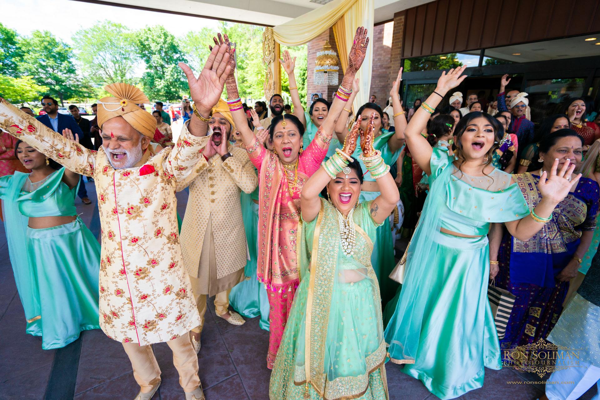 HILTON PARSIPANNY INDIAN WEDDING 19