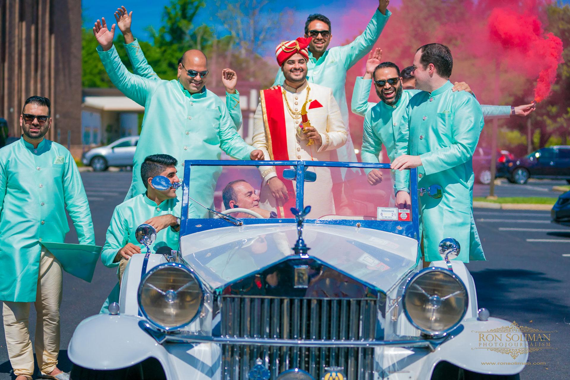 HILTON PARSIPANNY INDIAN WEDDING 20