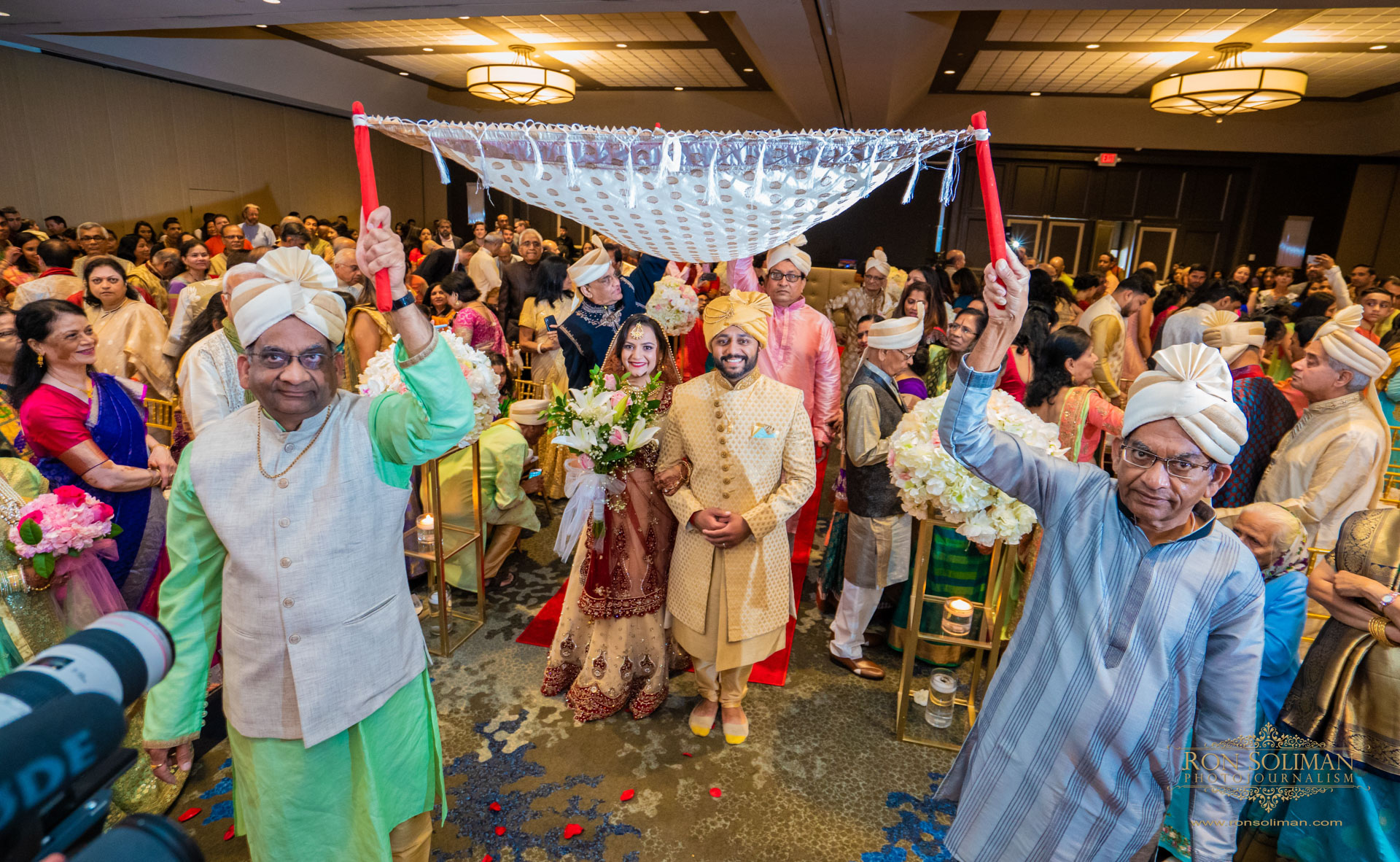 HILTON PARSIPANNY INDIAN WEDDING 22