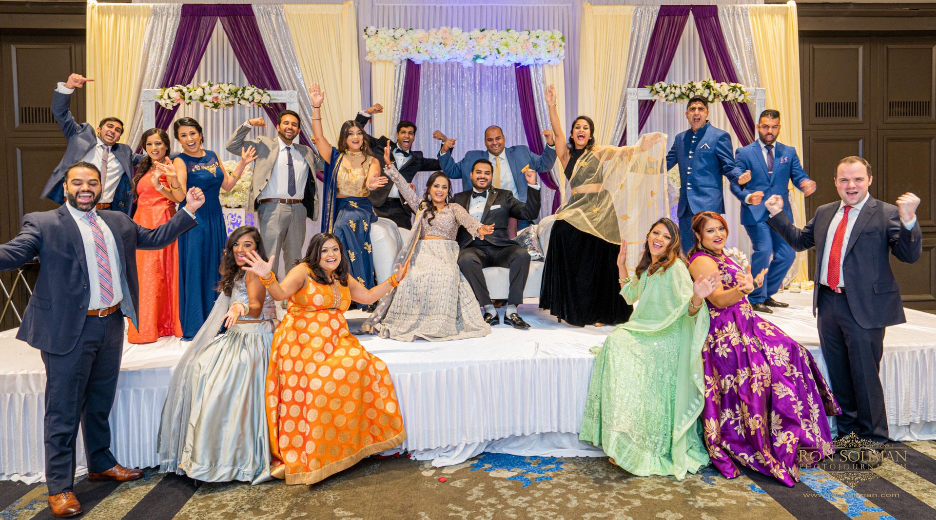 HILTON PARSIPANNY INDIAN WEDDING 37