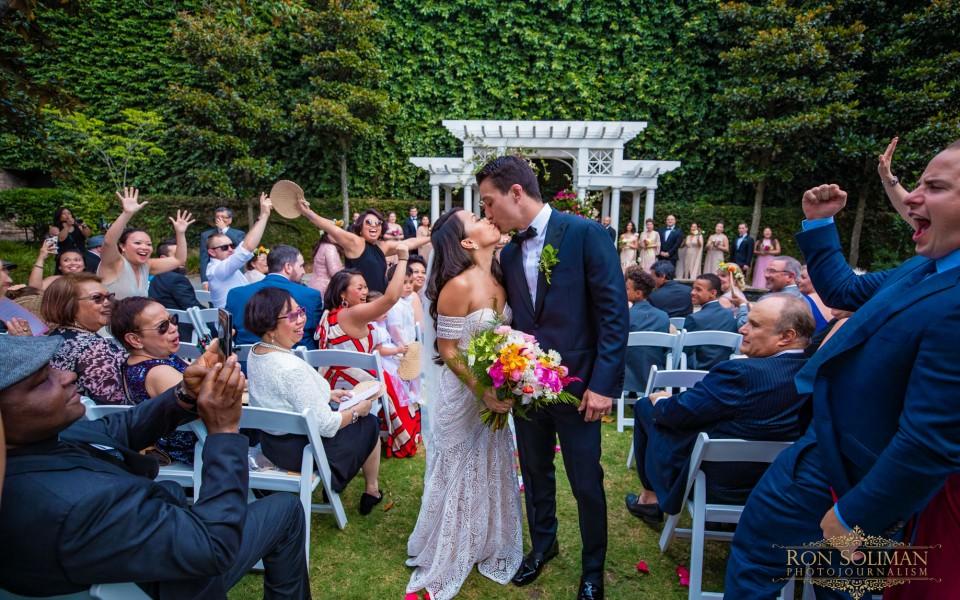 The William Aiken House wedding photos