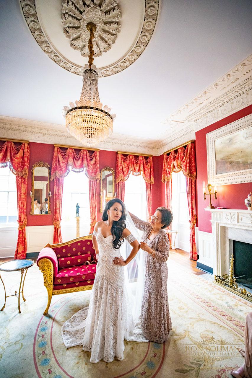 William Aiken House Wedding MT 010