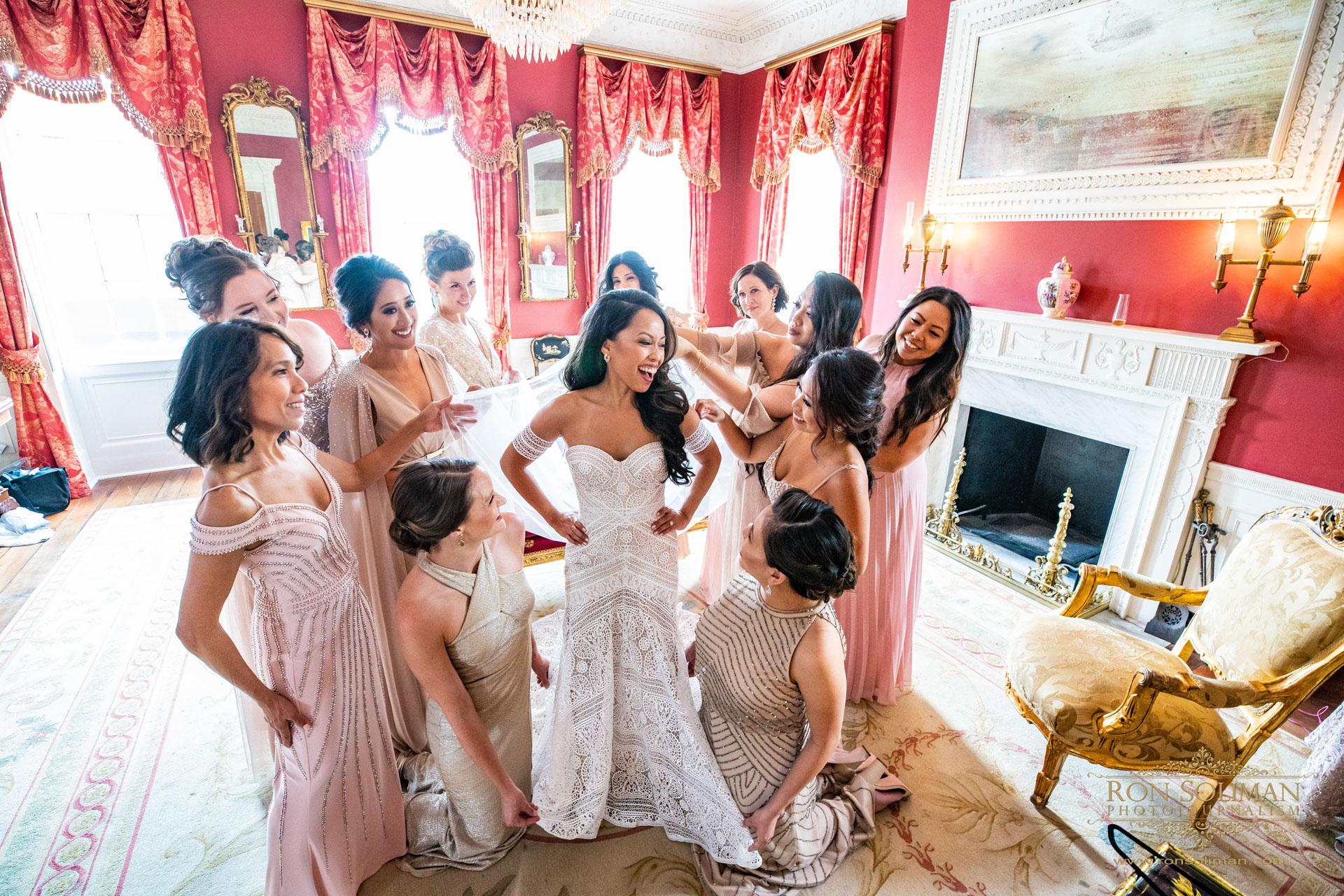 William Aiken House Wedding MT 013