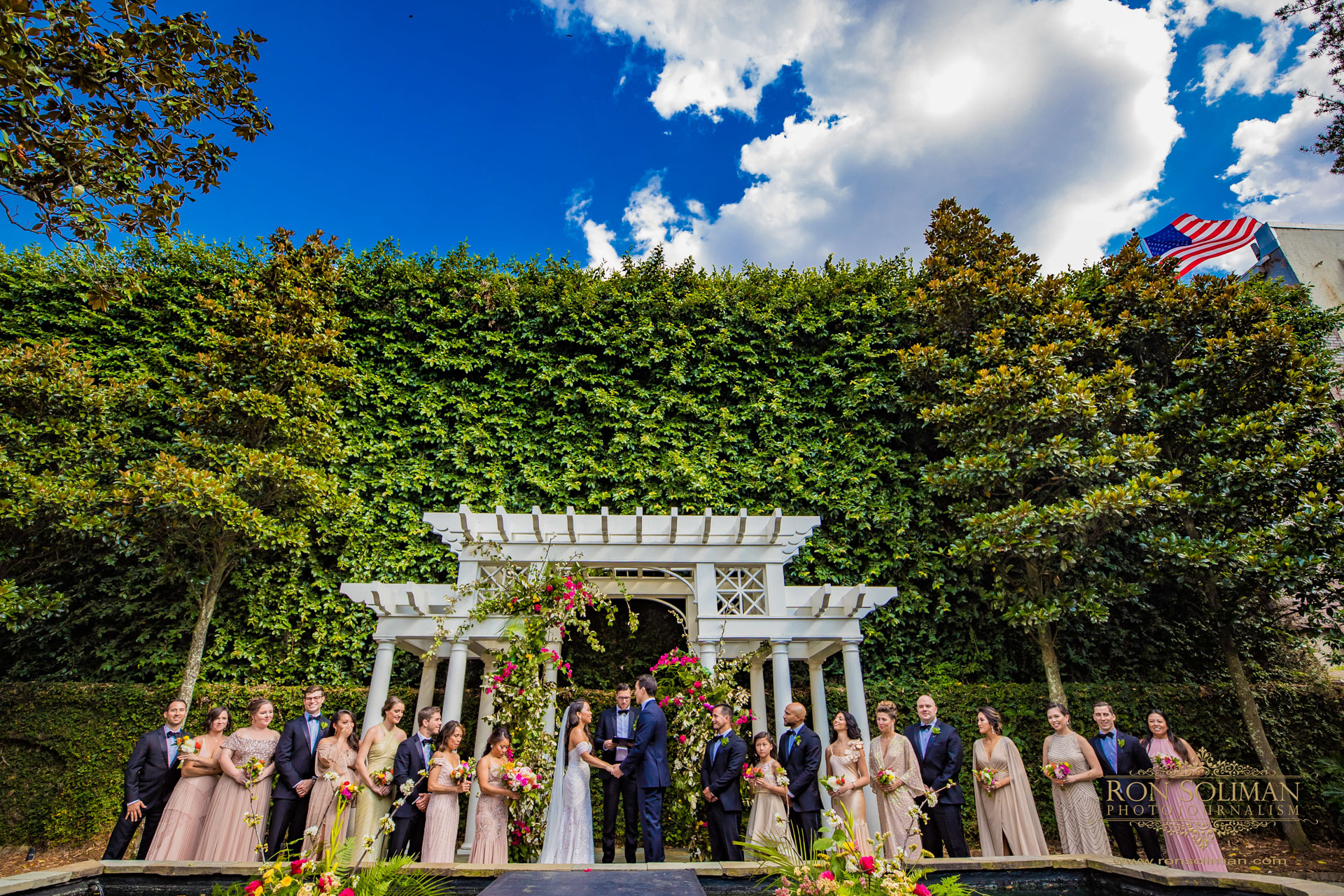 William Aiken House Wedding MT 020