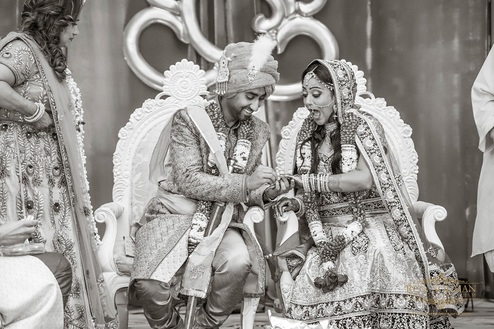 BWI Airport Marriot Hotel Indian Wedding | Sneha + Sharran