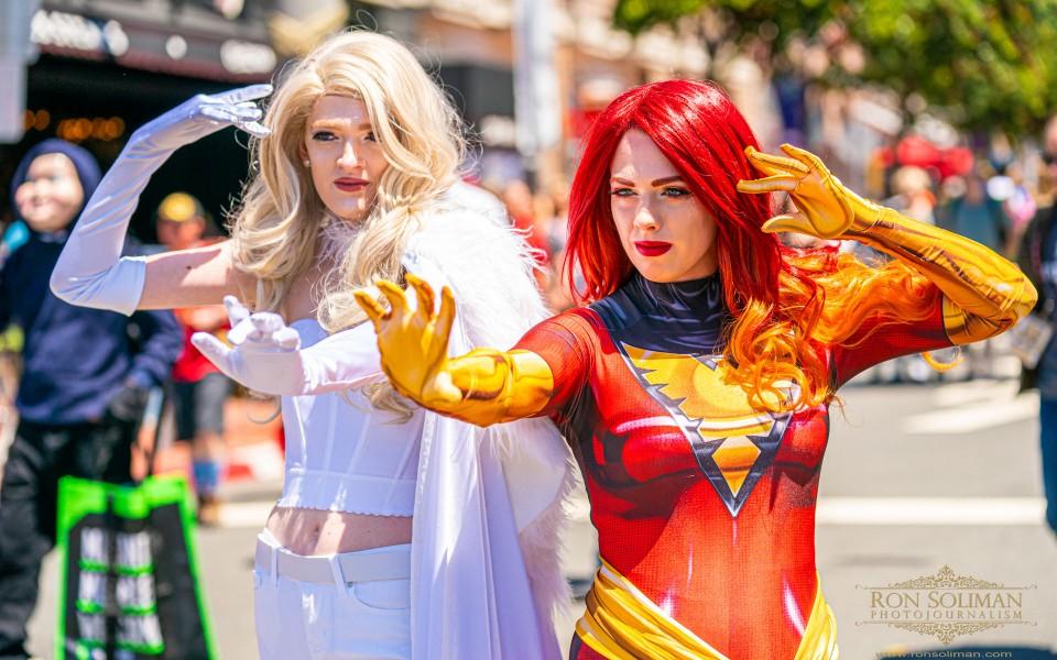 San Diego Comic-Con photos