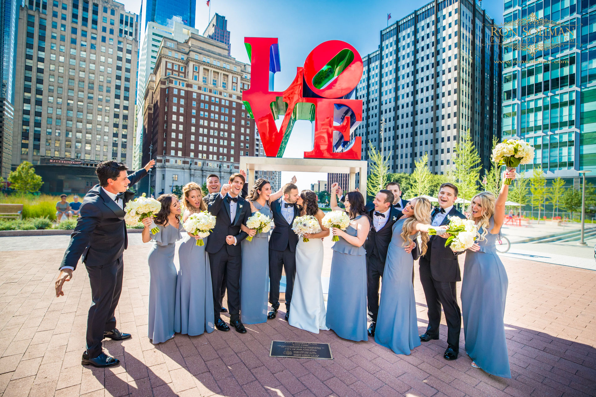 KIMMEL CENTER WEDDING 13
