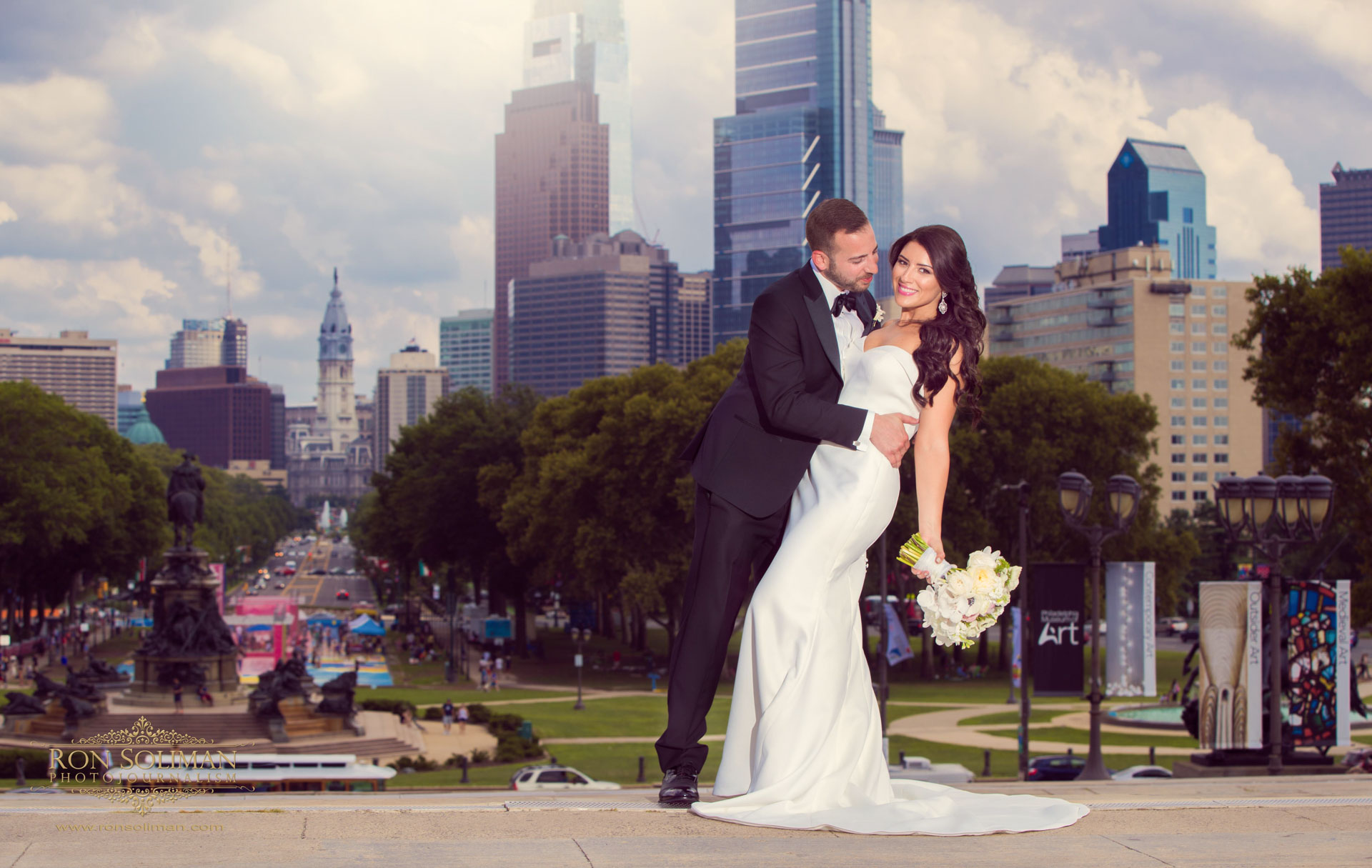 KIMMEL CENTER WEDDING 14
