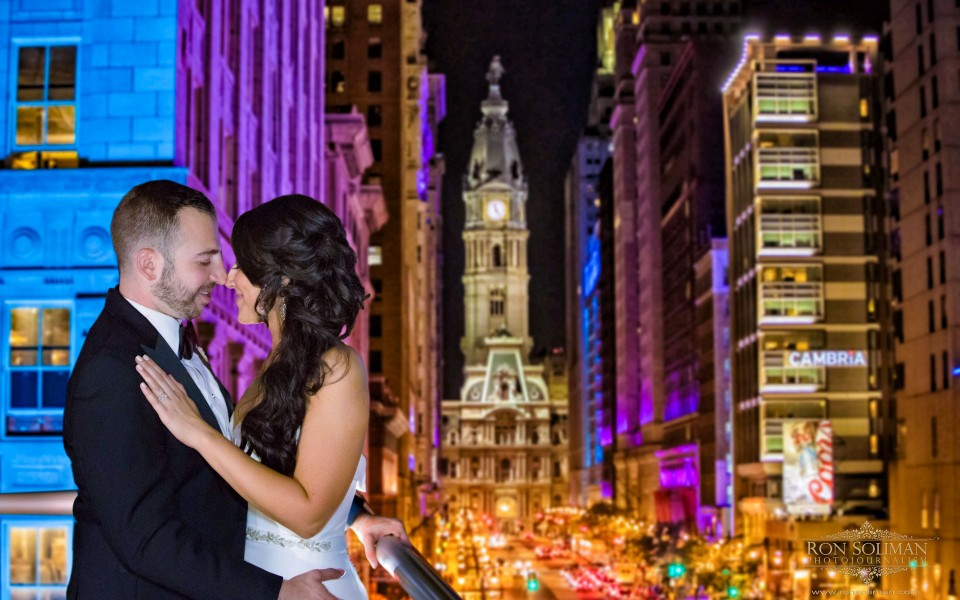Kimmel Center best wedding photos