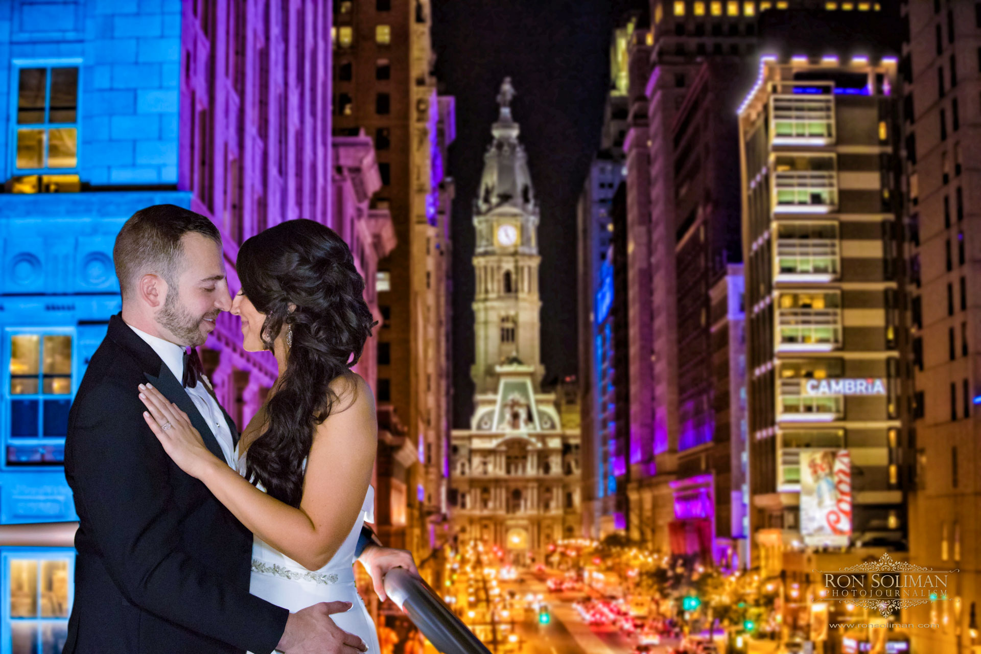 KIMMEL CENTER WEDDING 28