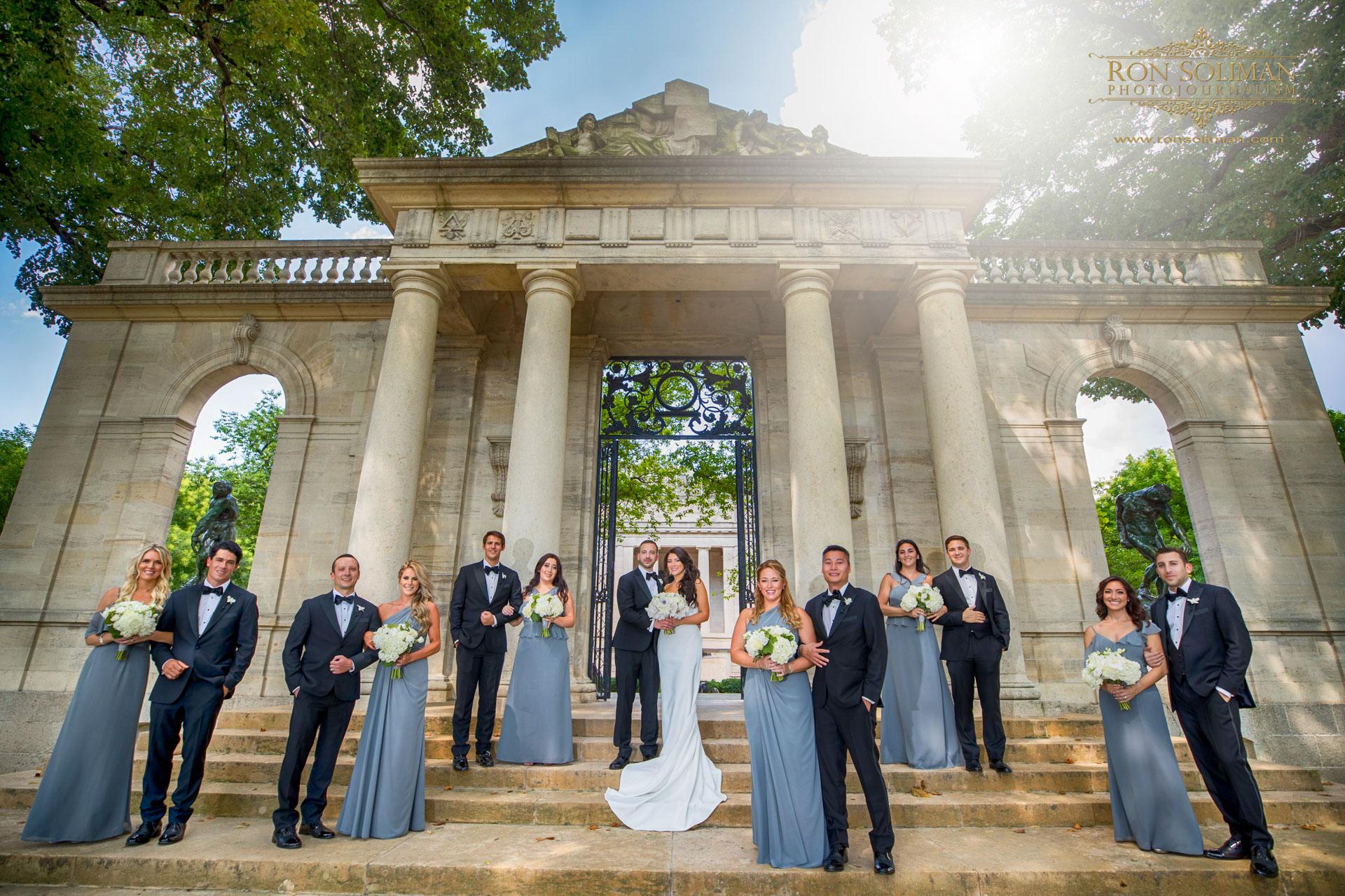 KIMMEL CENTER WEDDING 9