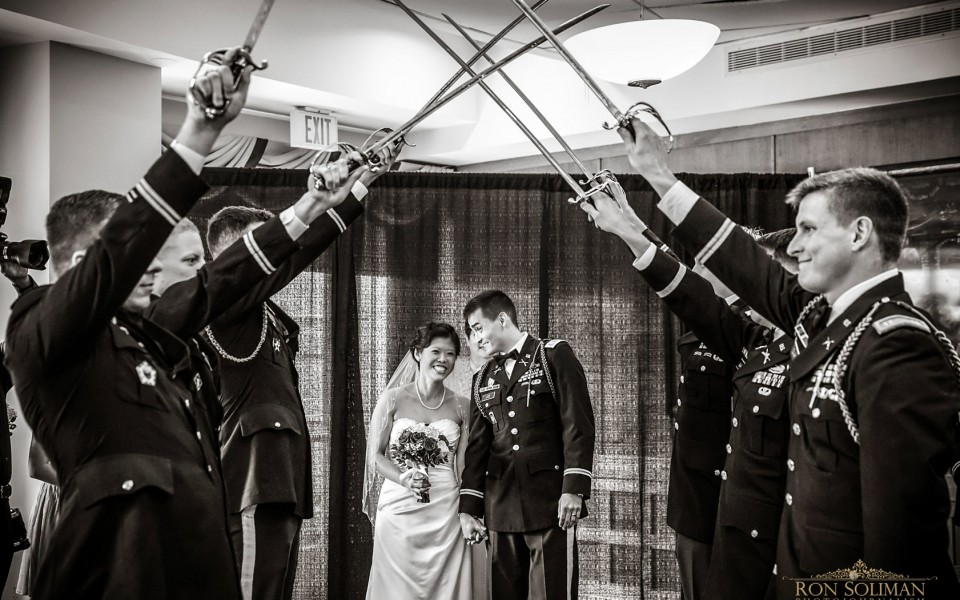 West Point Officer's Club Wedding photos