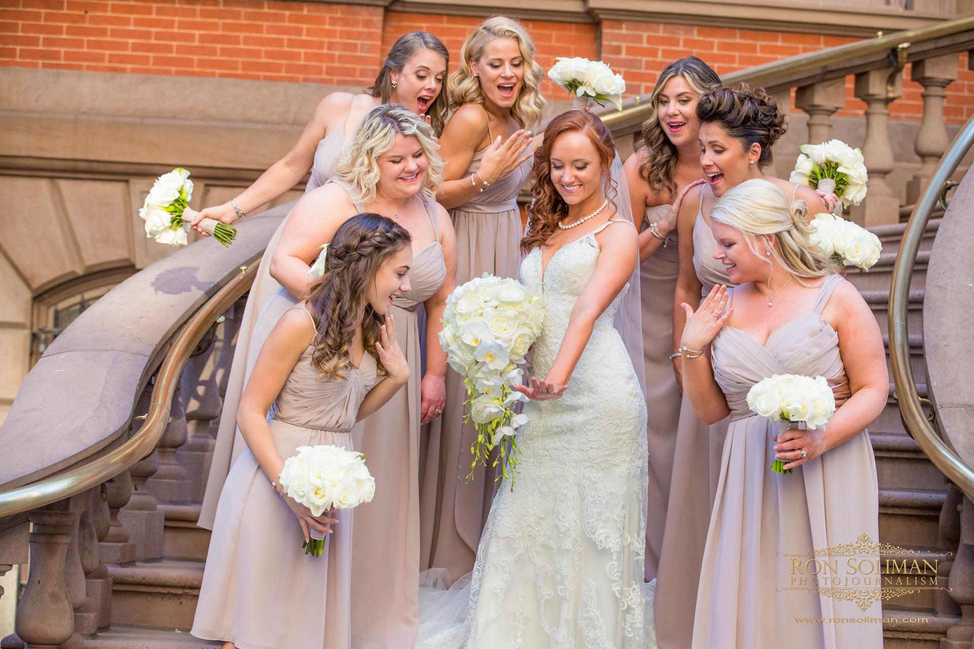 BALLROOM AT THE BEN Wedding 15