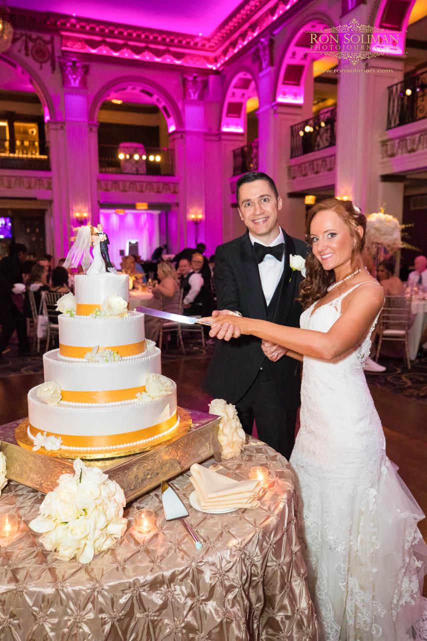 BALLROOM AT THE BEN Wedding 20