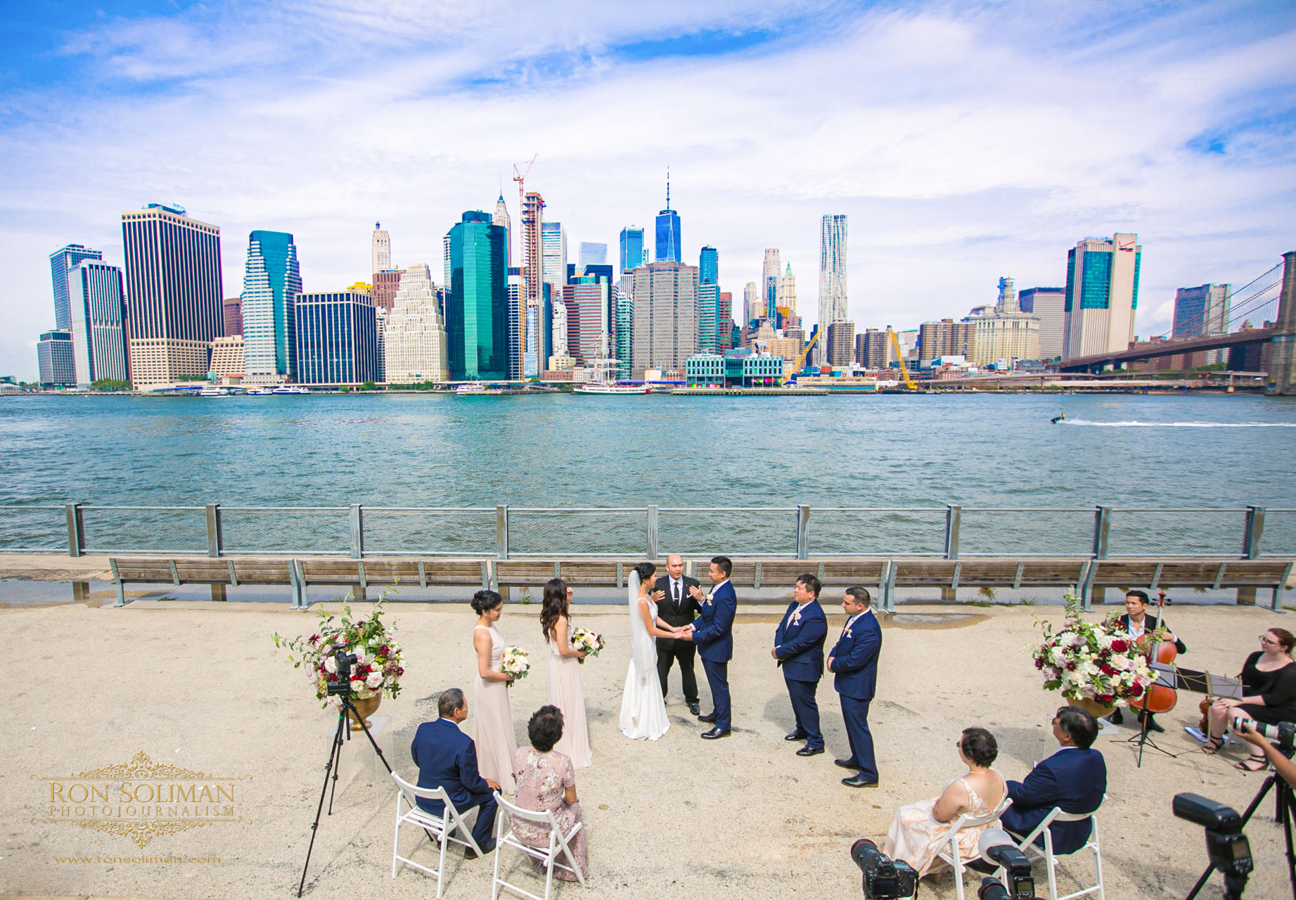 Brooklyn Bridge Park Wedding 19