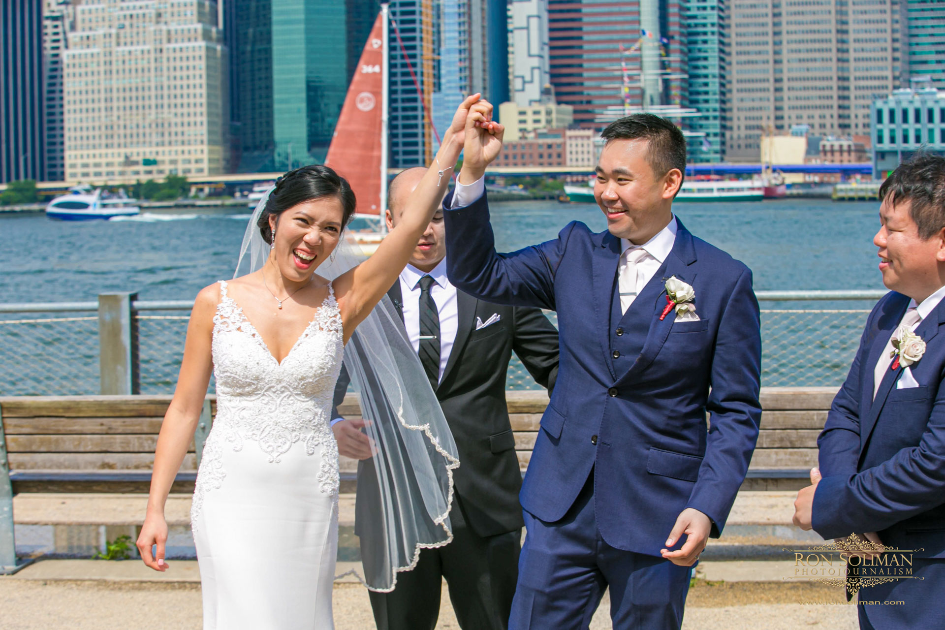 Brooklyn Bridge Park Wedding 20