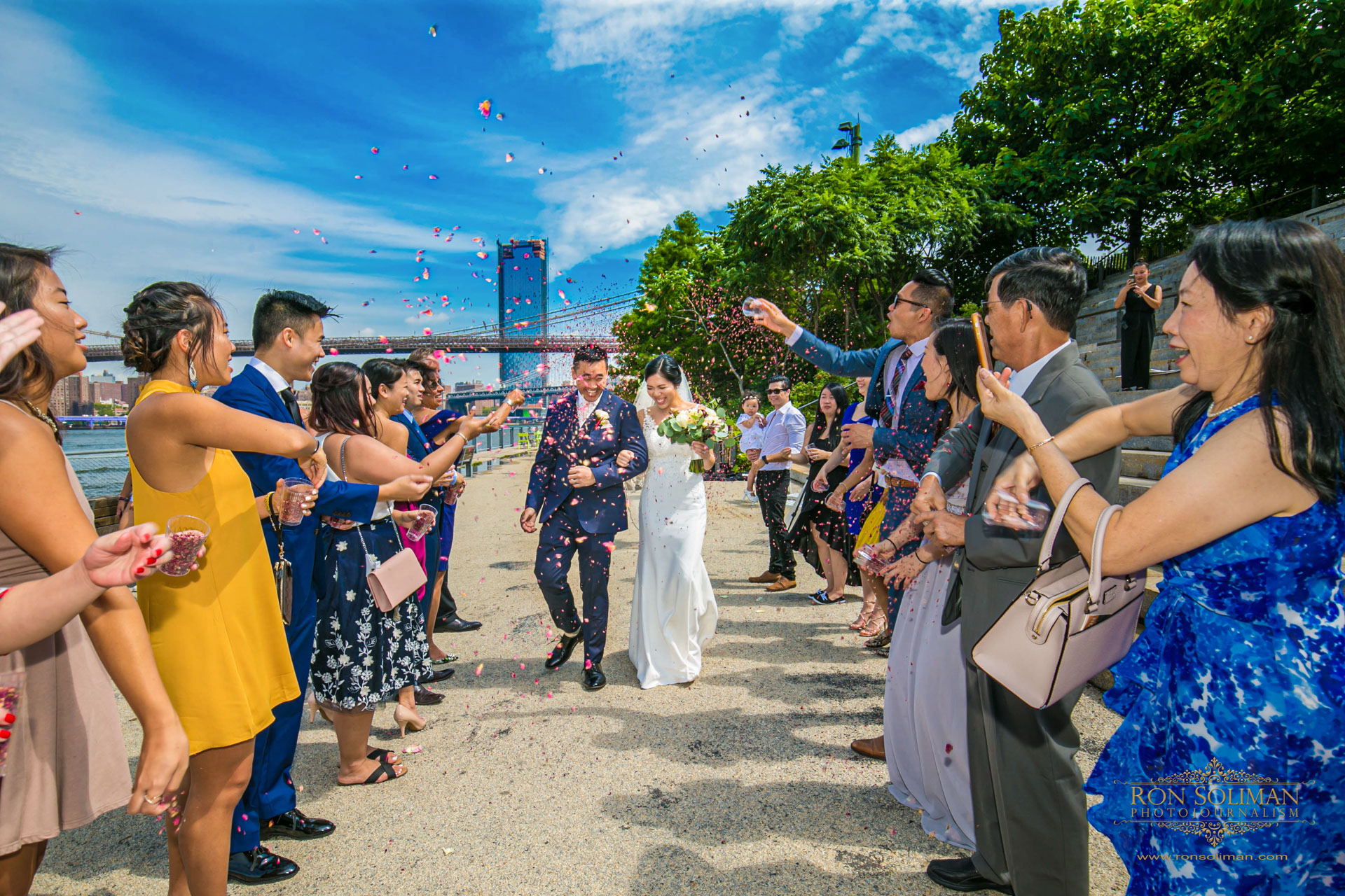 Brooklyn Bridge Park Wedding 21