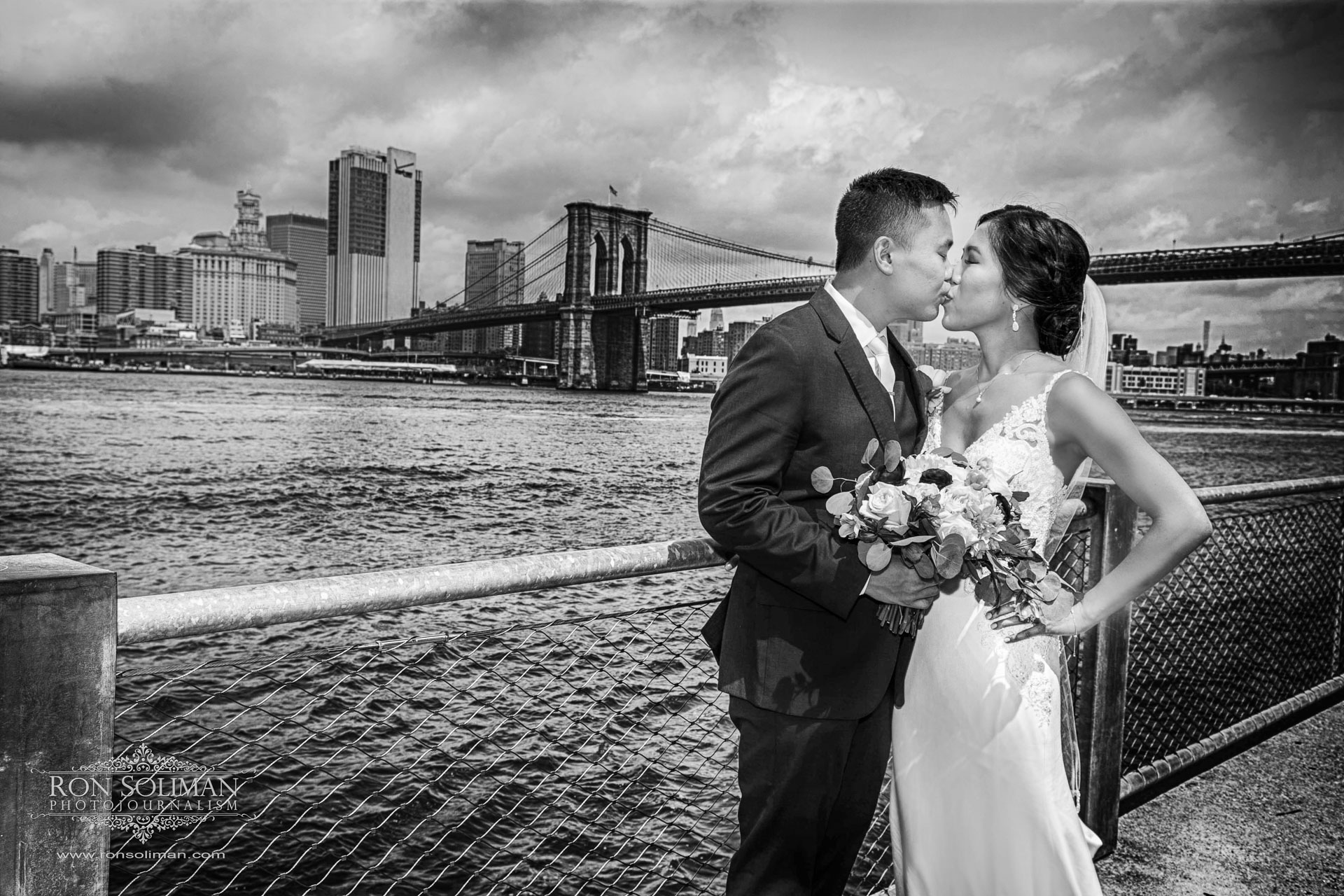 Brooklyn Bridge Park Wedding 29
