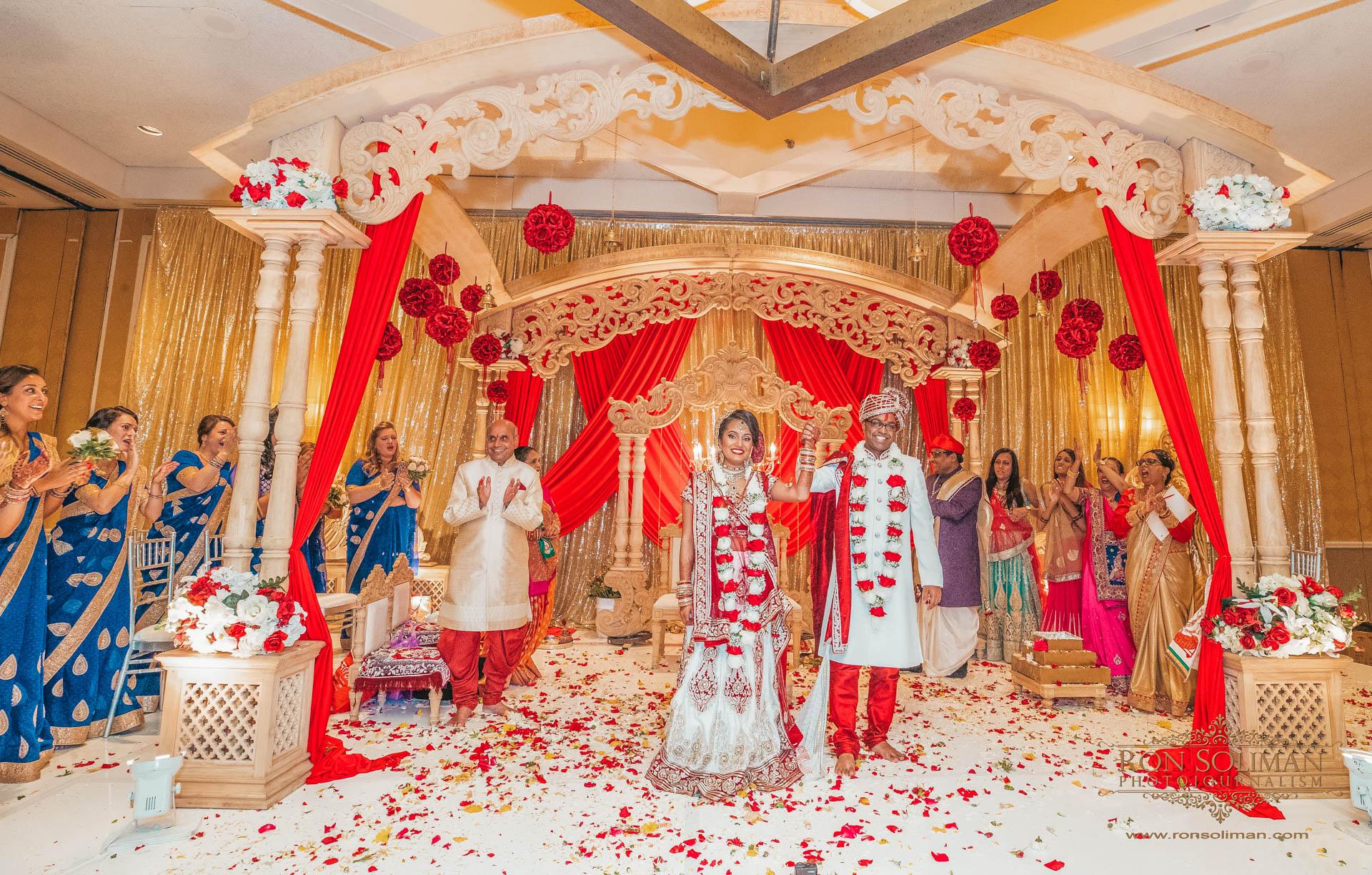 DoubleTree by Hilton Somerset Hotel Wedding 21