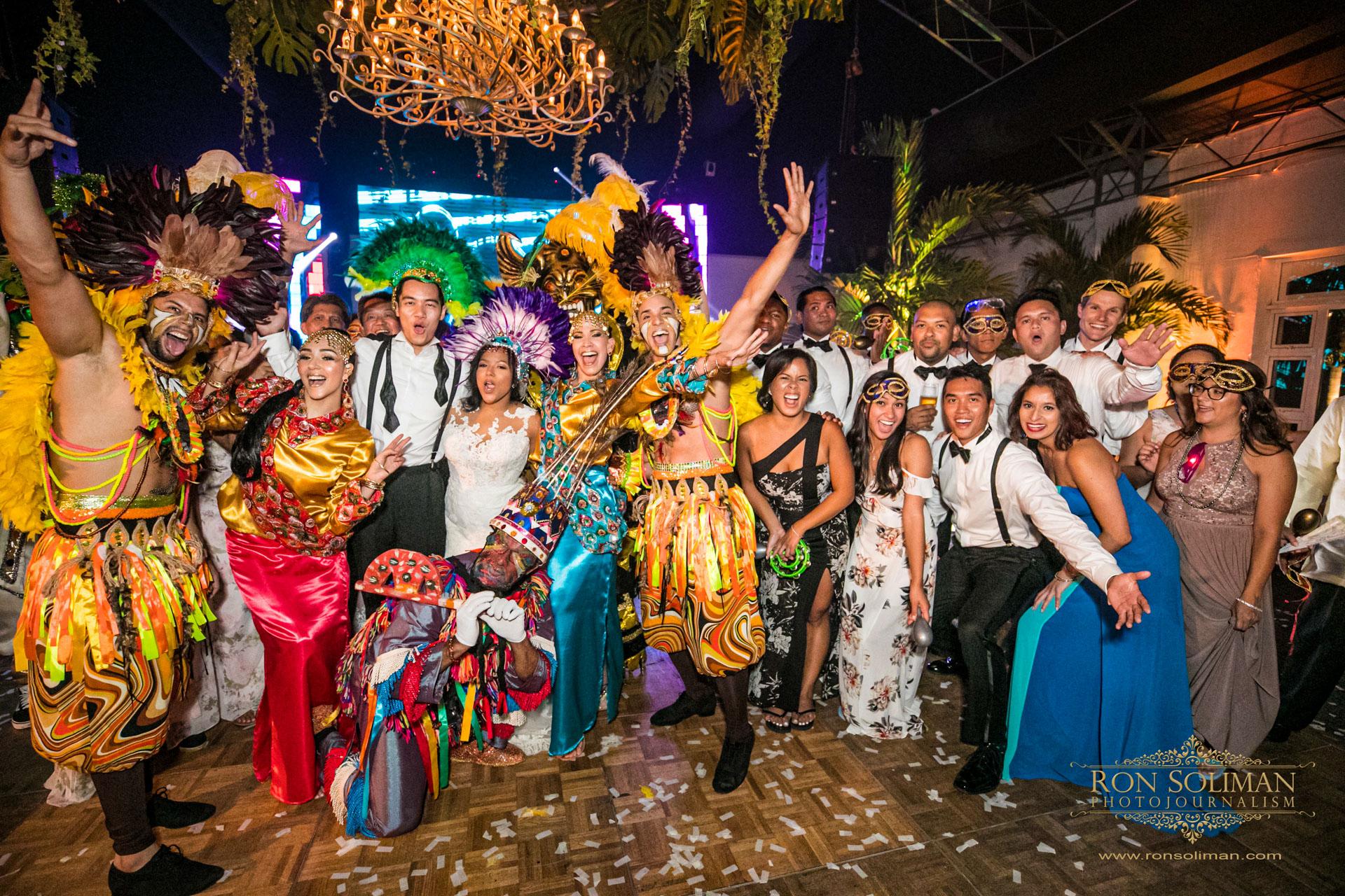 Embajador Hotel Wedding 35