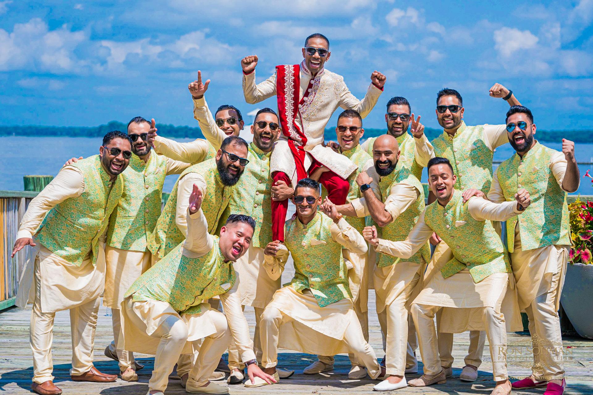 Hyatt Regency Chesapeake Bay Wedding 10