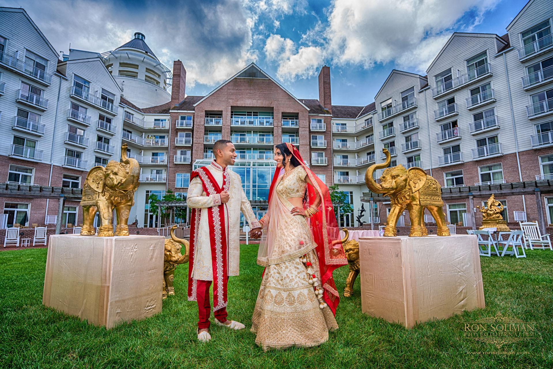 Hyatt Regency Chesapeake Bay Wedding 11